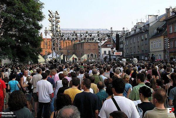 Szalom na Szerokiej - wydarzenie wieńczące Festiwal Kultury Żydowskiej w Krakowie