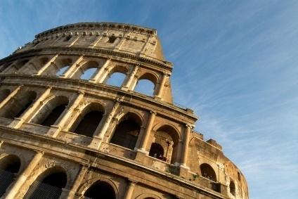 Koloseum – ślad po niegdysiejszej świetności