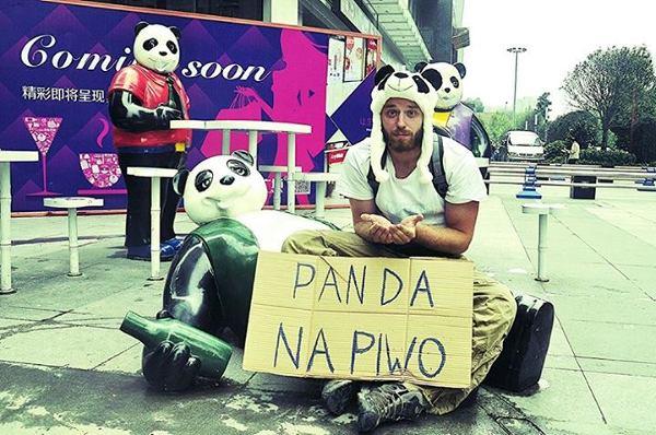 W Chengdu - królestwie pand.