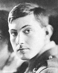 George Mallory, 1915 r.