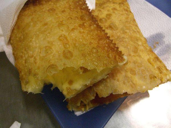 Pastel - brazylijski fast food