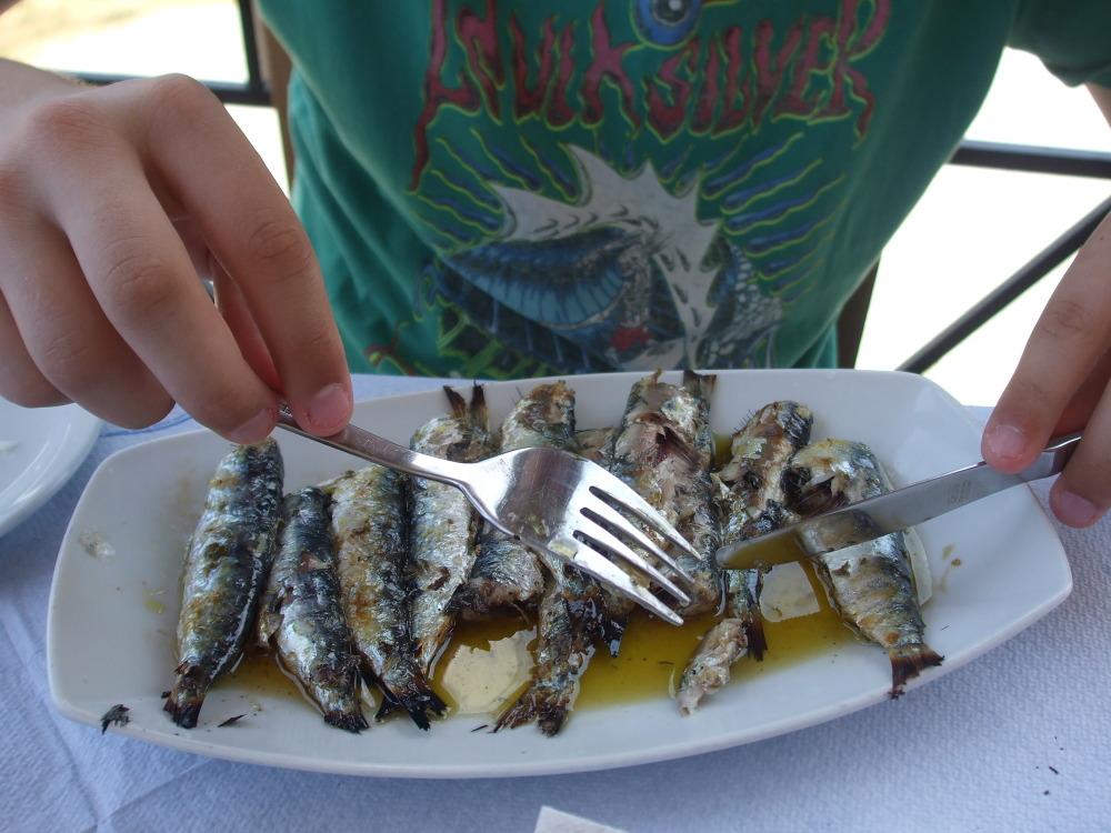 """""""Próbuję, więc je(ste)m"""" – czyli kulinarna relacja z Korfu"""