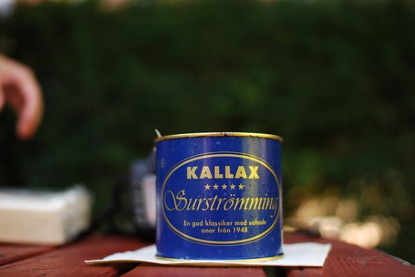 Podobno trzeba być Szwedem, by docenić ten zapuszkowany smakołyk