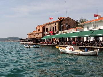 Ayvalık, czarujący kurort nad Morzem Egejskim