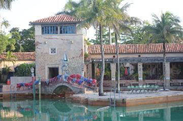 Basen w Miami z prawdziwą wodą morską