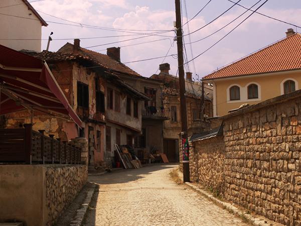 Stare Miasto w Prizren, Kosowo