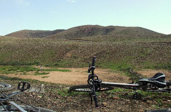 Wycieczka rowerowa, Fuerteventura, Wyspy Kanaryjskie