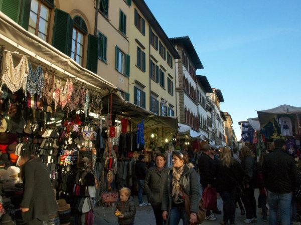Florencja, miasto, które żyje przez całą dobę