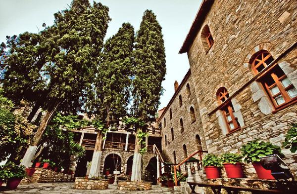 Klasztor Evangelistria