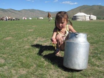 Mongolia – tylko mięso daje prawdziwą siłę