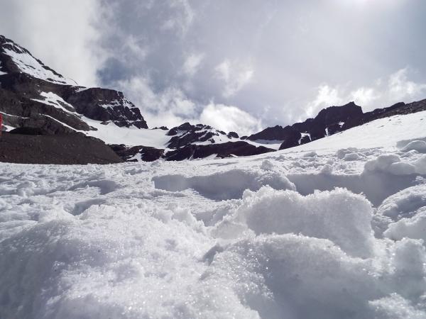 Wieczne śniegi na Ziemi Ognistej