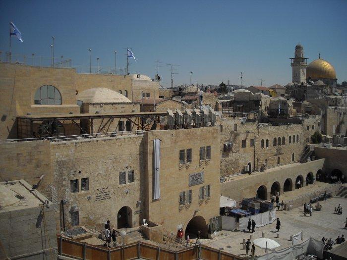 Blaski i cienie wolontariatu w Izraelu