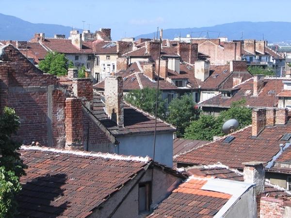 Sofia - najwyżej położona stolica europejska