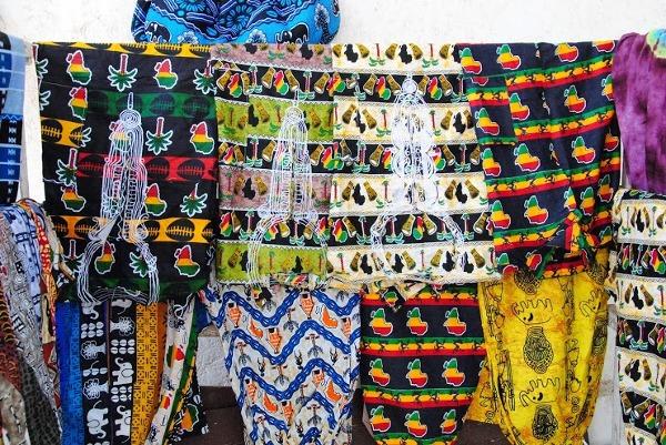 Kolory Afryki