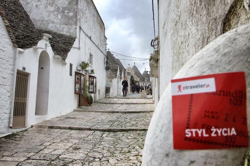 Alberobello – Włochy