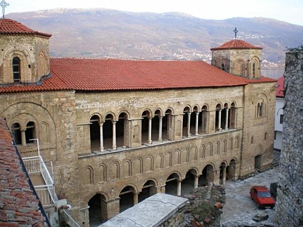 Ohryd, cerkiew św. Zofii