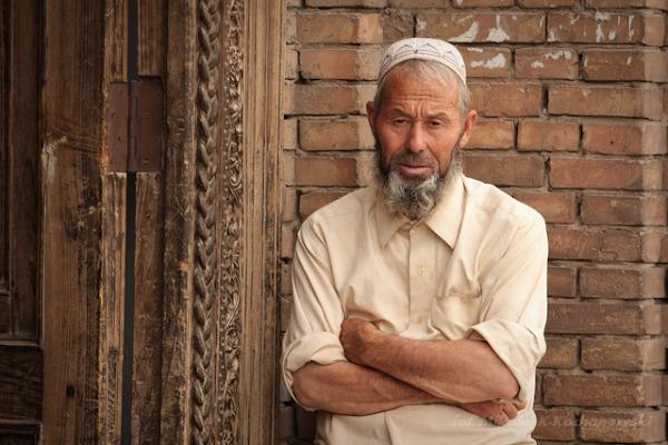 Ujgur z Kaszgaru