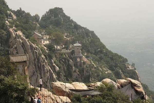 Azja, Chiny, Songshan (Góra Song)