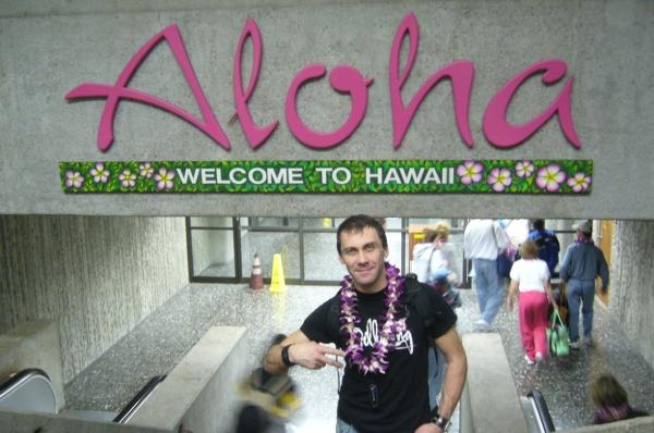 Lotnisko w Honolulu