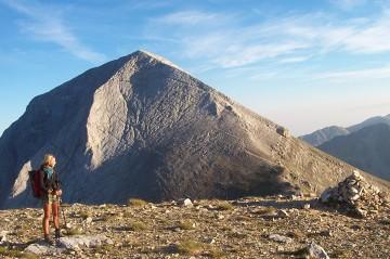 Szczyt Wichren (2914m n.p.m.)