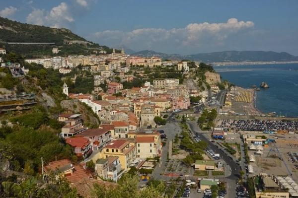 Salerno - plaże