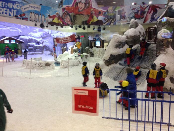 Ski Dubaj – Dubaj, Emiraty Arabskie