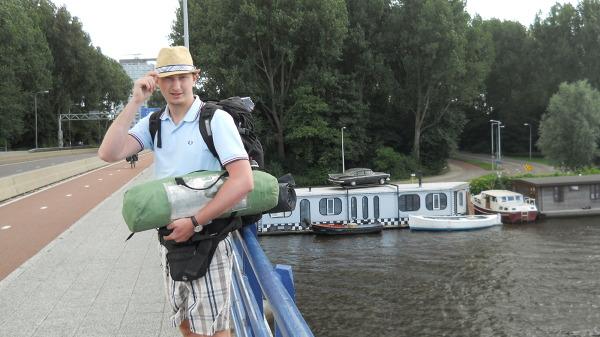 Pożegnanie z Amsterdamem