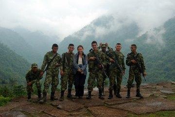 Stacjonujące w Ciudad Perdida wojsko