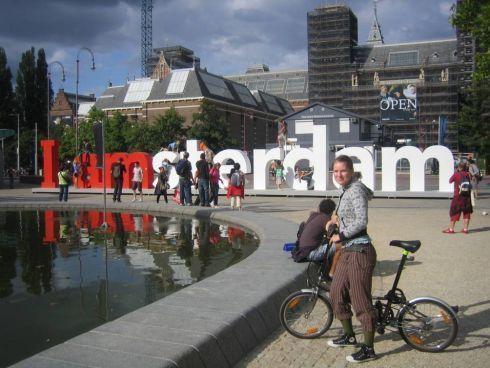 Amsterdam – kontrolowane szaleństwo