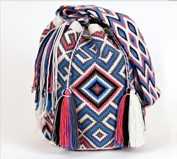 Inspiracje z podróży: wyplatana torba Plemienia Yayoo, projekt Dagmary Czarneckiej