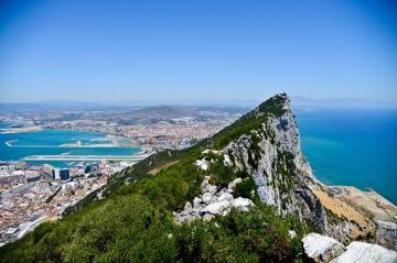 Gibraltar, Hiszpania
