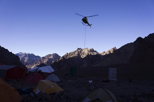 Wypadki w górach