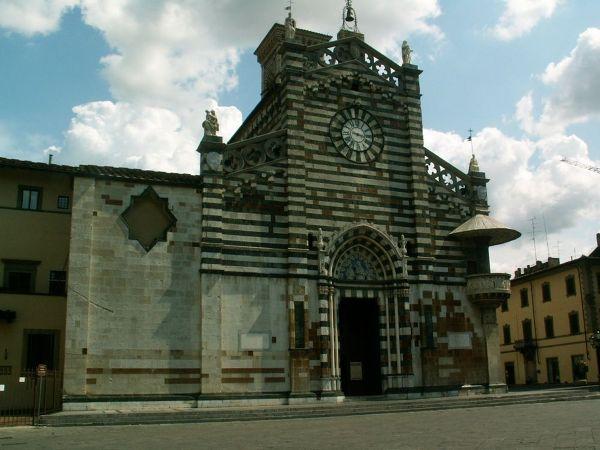 Katedra pod wezwaniem św. Szczepana, główny zabytek Prato