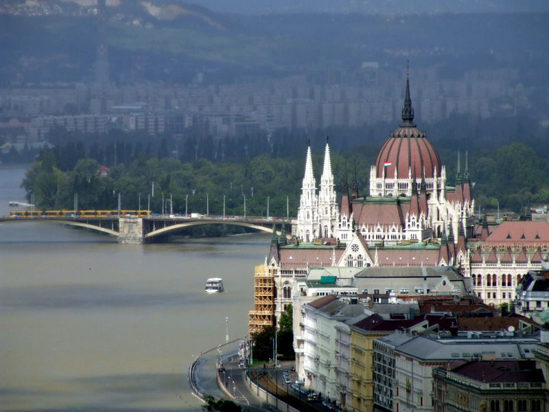 Weekend w Budapeszcie od 8 złotych!
