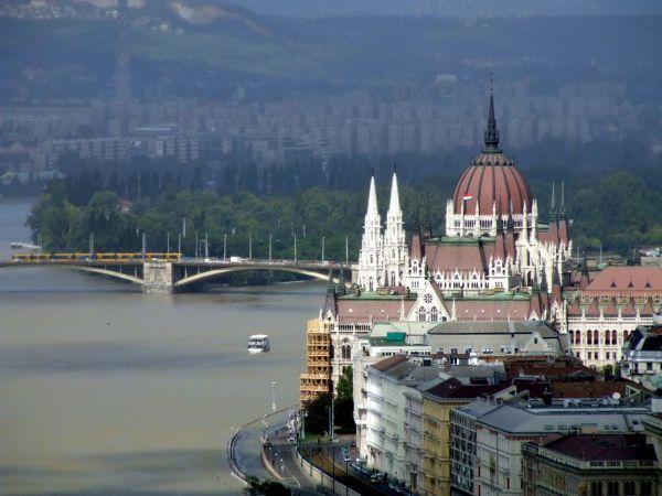 Jedna z największych atrakcji Budapesztu – Parlament
