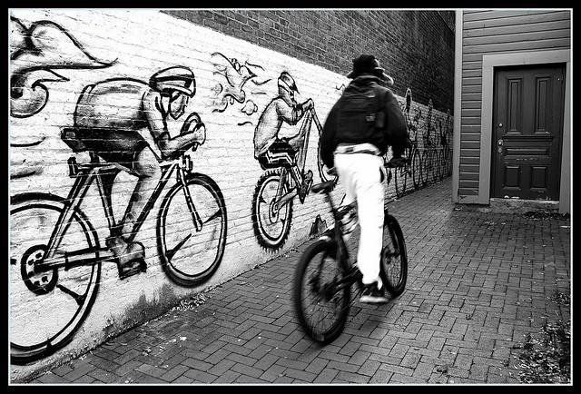 Turystyka rowerowa na wesoło