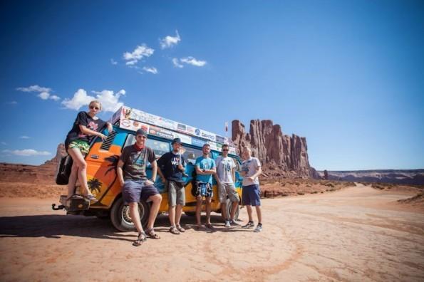 Busem przez Świat – Australia Trip 2013