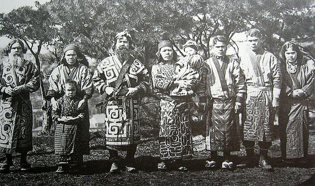 Ainu znaczy człowiek