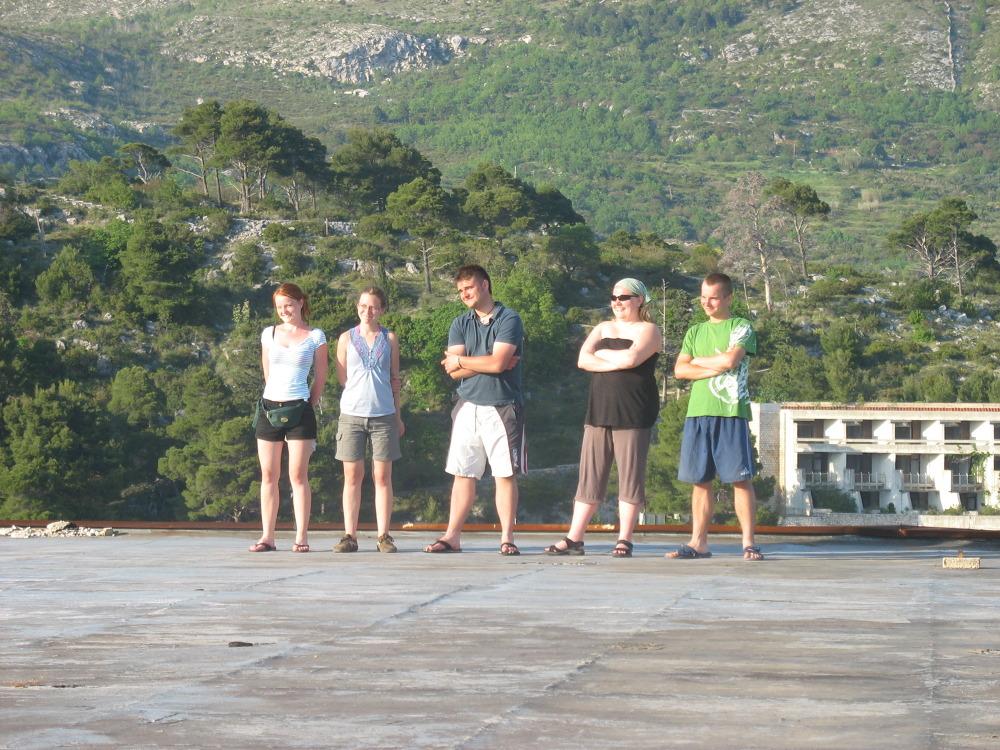 Autostopowa podróż przez krainę bałkańskich upiorów