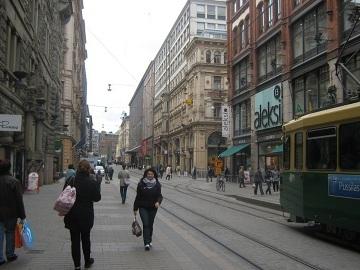 Centrum Helsinek