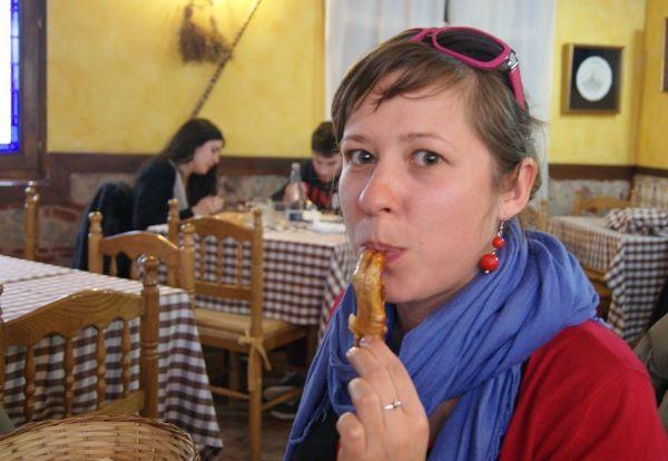 Sabina Piłat – tym razem w Hiszpanii