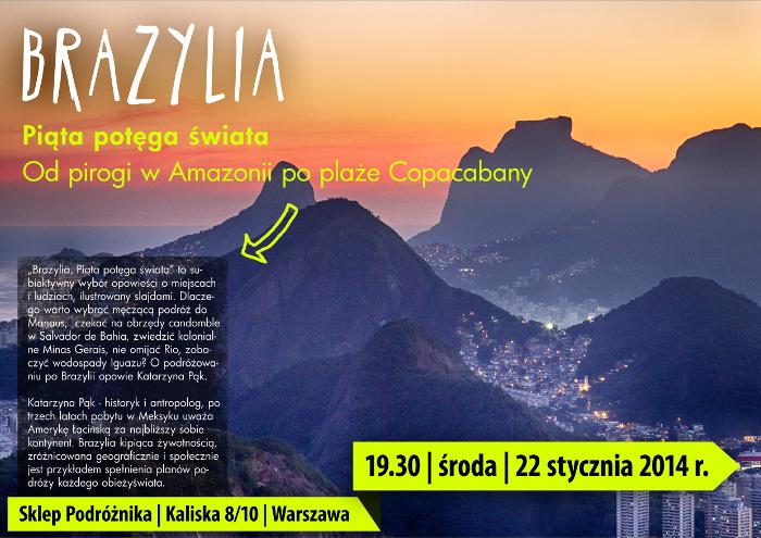 Brazylia. Piąta potęga świata