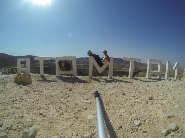 """Tunezja, Matmata, miejsce, gdzie kręcono zdjęcia do superpordukcji """"Gwiezdne wojny"""""""