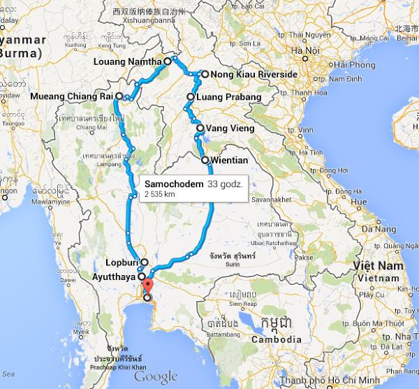 Wsiadaj bracie, dalej, hop! – czyli tania podróż przez Tajlandię i Laos
