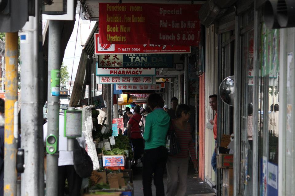 Mały Wietnam na Victoria Street