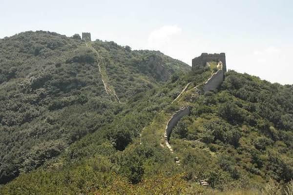 Azja, Chiny, Simatai, Wielki i Sekretny Mur Chiński