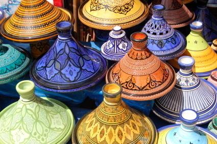 Jeden dzień w Marrakeszu...
