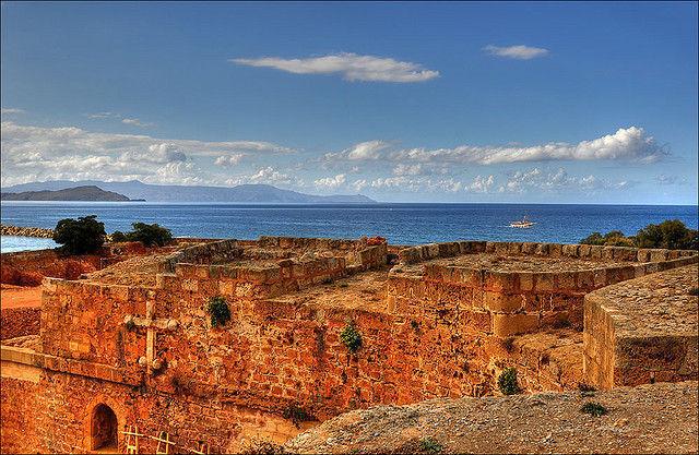 Z wizytą w labiryncie – Kreta