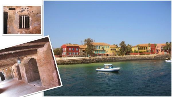 Wyspa Gorée – jej niechlubna historia: Dom Niewolników