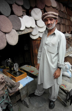 na ulicach Gilgit